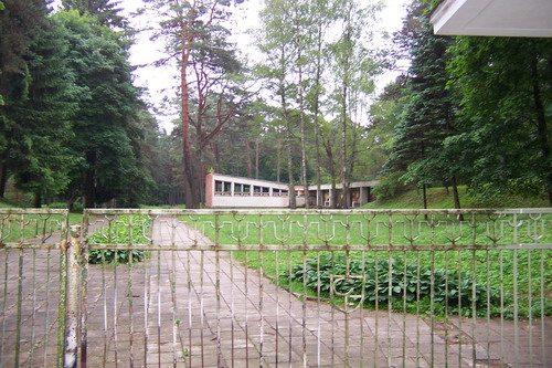 Druskininkų K.Dineikos parkas (I-dalis)