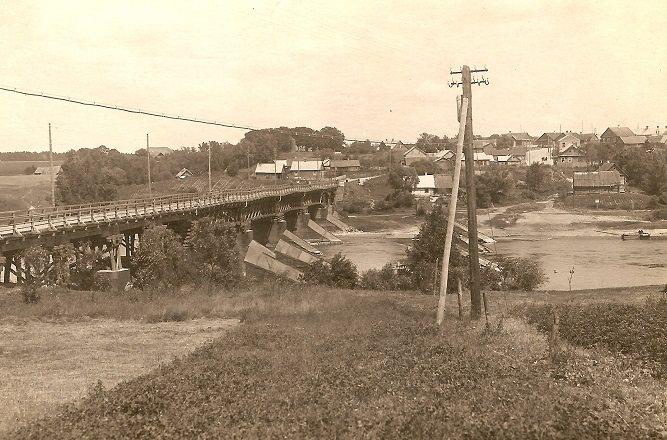 panemunes tiltas sovietu laikais