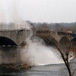 panemunes tilto sprogdinimas